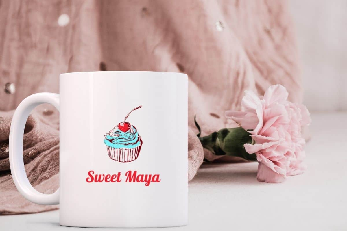 Sweet Maya Logo