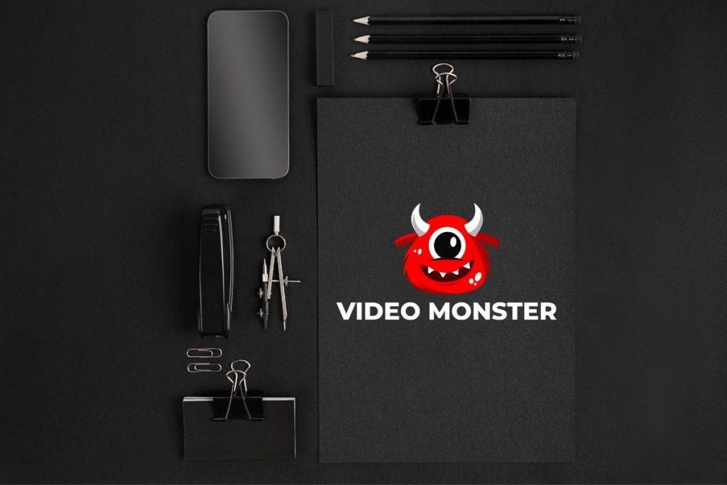 Video Monster Logo